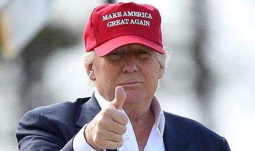 Thông điệp đưa nước Mỹ trở lại của Donald Trump