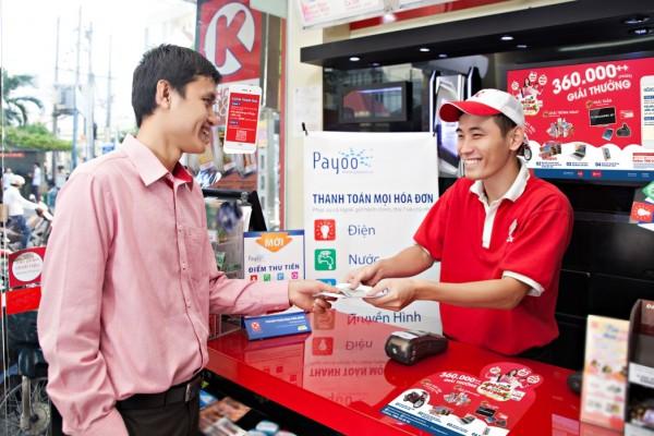 Payoo hiện có chuỗi liên kết với hơn 5.000 điểm giao dịch trên toàn quốc