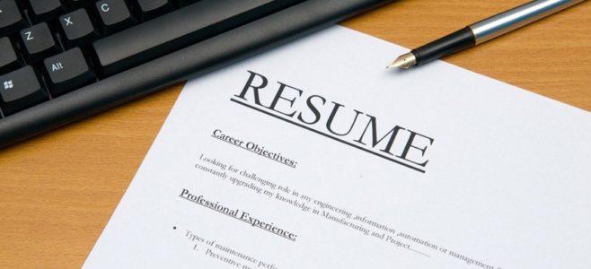 Các mẫu CV xin việc hay nhất 2017 cho tất cả các ngành (Phần 1)