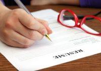 Các mẫu CV xin việc hay nhất 2017 cho tất cả các ngành