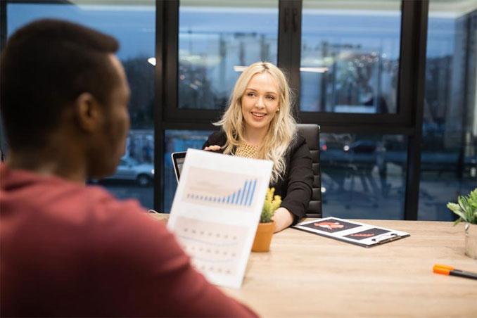 Hỏi trực tiếp lương trong lúc phỏng vấn