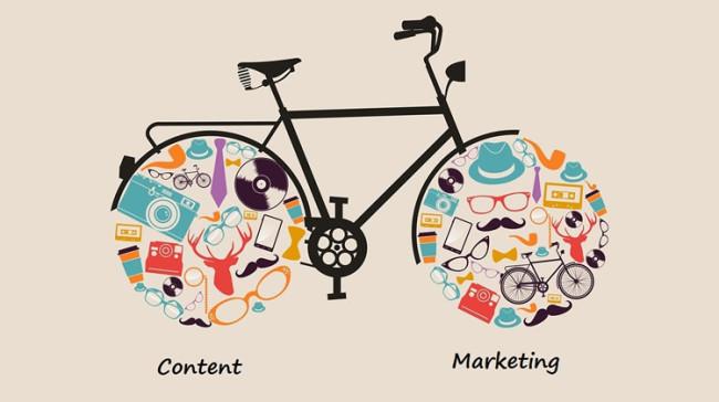 Tiếp thị nội dung và kinh doanh kết hợp chặt chẽ