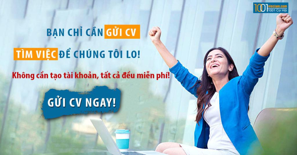 1001vieclam là một trong những website tuyển dụng hiệu quả bạn nên ghé thăm hàng ngày
