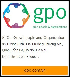 Công ty GPO – Grow People and Organization