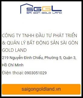 Công ty Saigon Gold Land