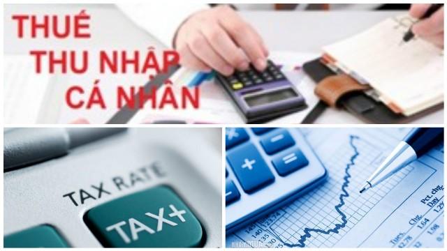Tờ khai đăng ký thuế cho cá nhân nộp thuế TNCN