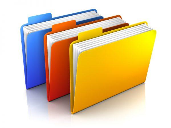 Mẫu biên bản giao nhận hồ sơ công chức, viên chức