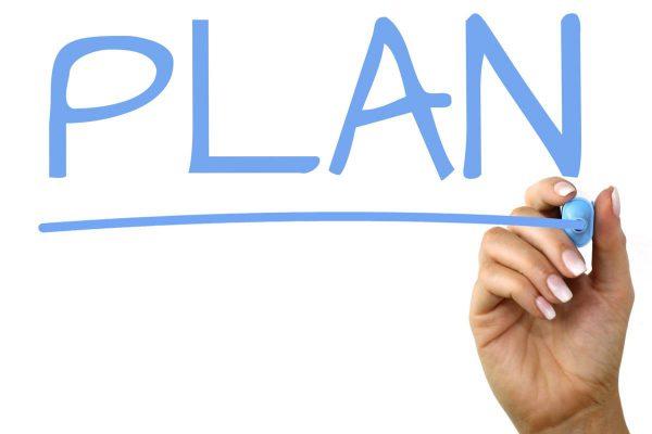 Bảng kế hoạch công việc theo tháng