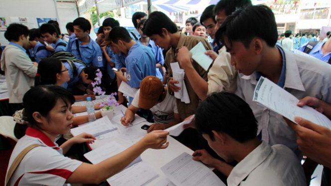 Tìm việc làm tại Sài Gòn