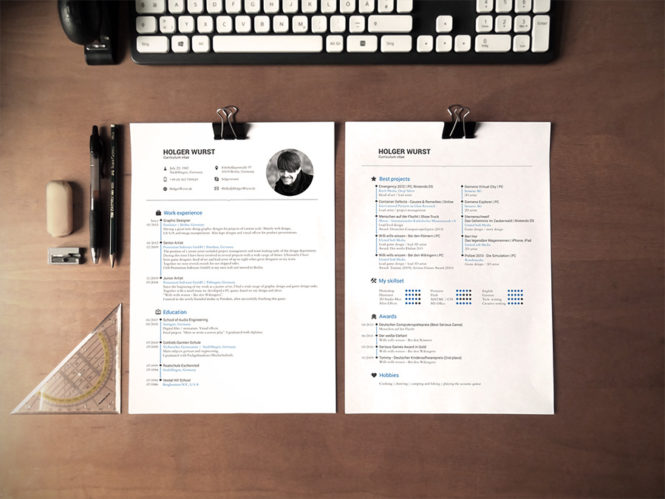 Viết CV xin việc CHẤT NHƯ NƯỚC CẤT, quá dễ!