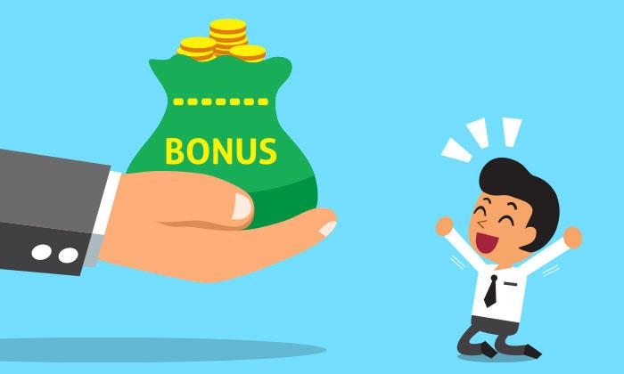 Job có thưởng - signing bonus