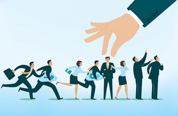 Doanh nghiệp mới thành lập tuyển dụng nhân sự