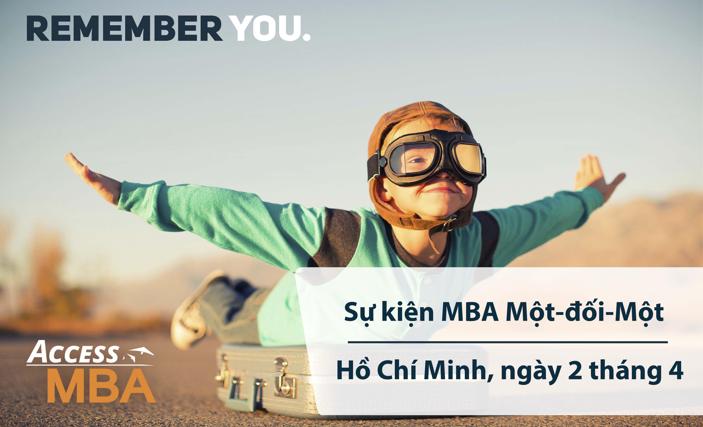 Hành trang MBA - Cùng bạn thăng tiến trong sự nghiệp