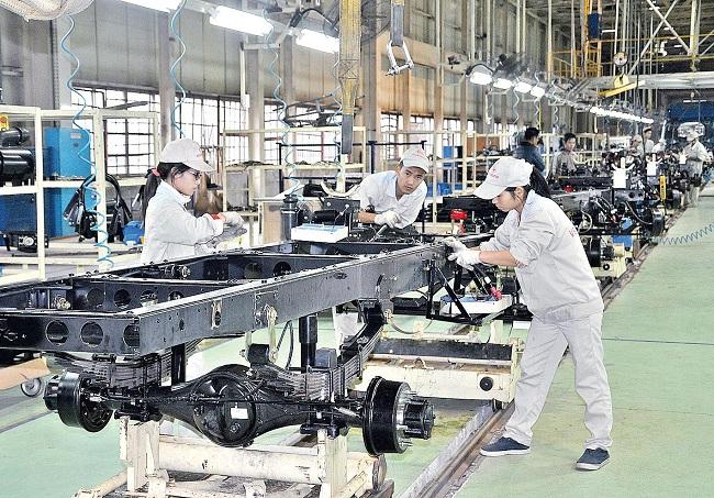 Ngành sản xuất đang có kế hoạch tuyển dụng nhân sự lớn giữa mùa dịch covid-19