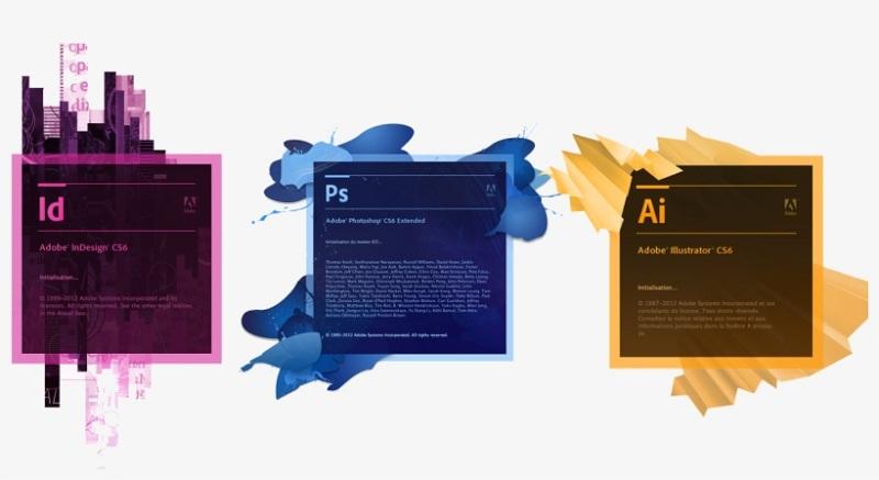 Ứng dụng Adobe Photoshop và InDesign